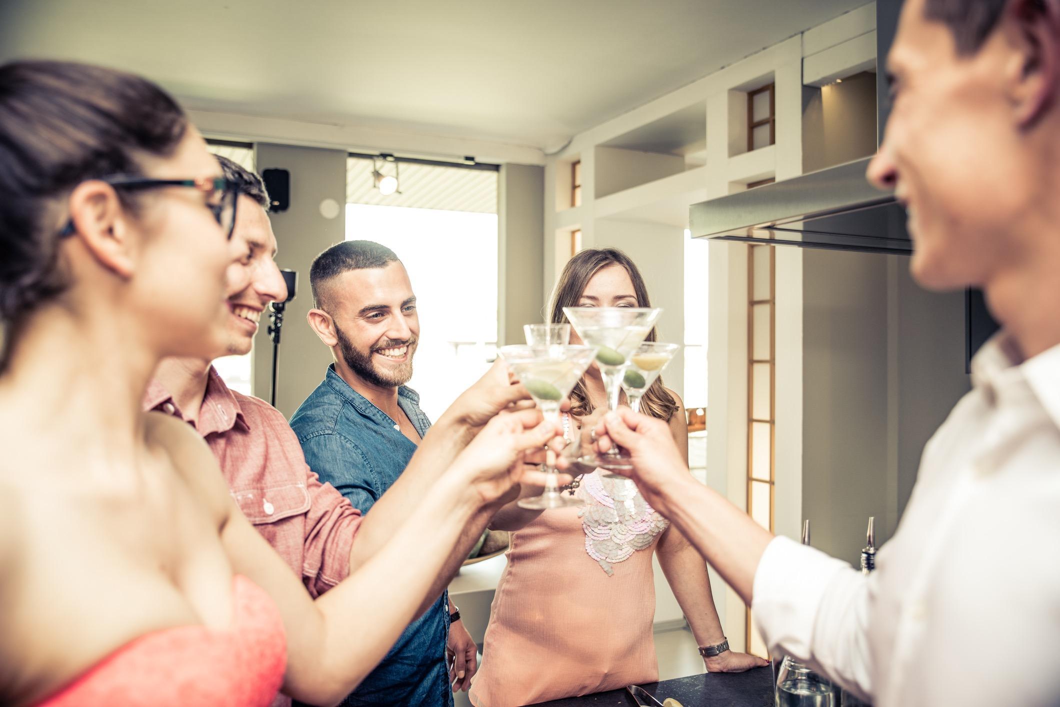 Comeback der Hausbar: Komm auf einen Drink mit hoch!