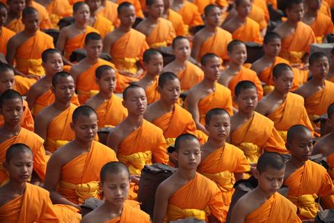 Wo findet man noch Stille? Meine Reise ins chinesische Kloster