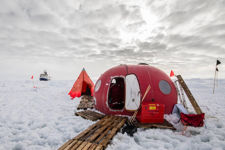 Mit zwei Kindern auf Arktis-Expedition – Mutig oder verrückt?