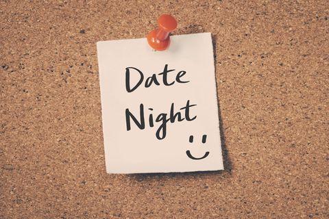 Date Night mit Ehemann: Zack, wieder frisch verliebt