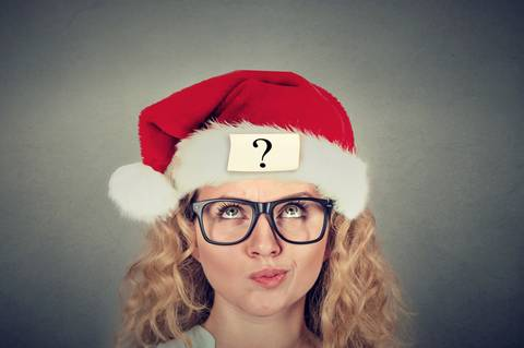 Geschenk or no Geschenk –Jedes Jahr die gleiche Frage!