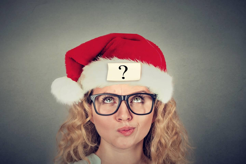Same procedure...: Geschenk or no Geschenk –Jedes Jahr die gleiche Frage!