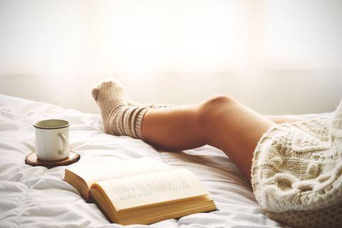 Die heißesten Bücher für kalte Winternächte