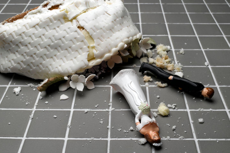Horror-Hochzeiten: Eine Weddingplanerin packt aus