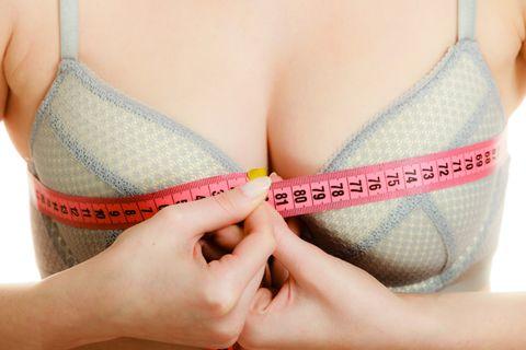 Als ich einmal große Brüste hatte - ein Experiment