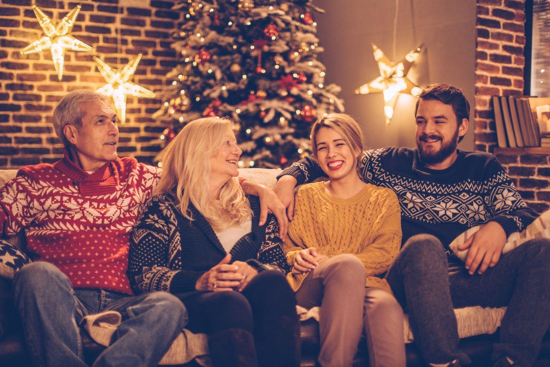 Halleluja! : Weihnachten mit erwachsenen Kindern