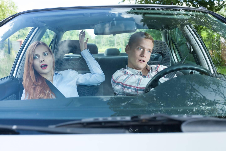 Warum sich Männer und Frauen beim Autofahren nicht ausstehen können