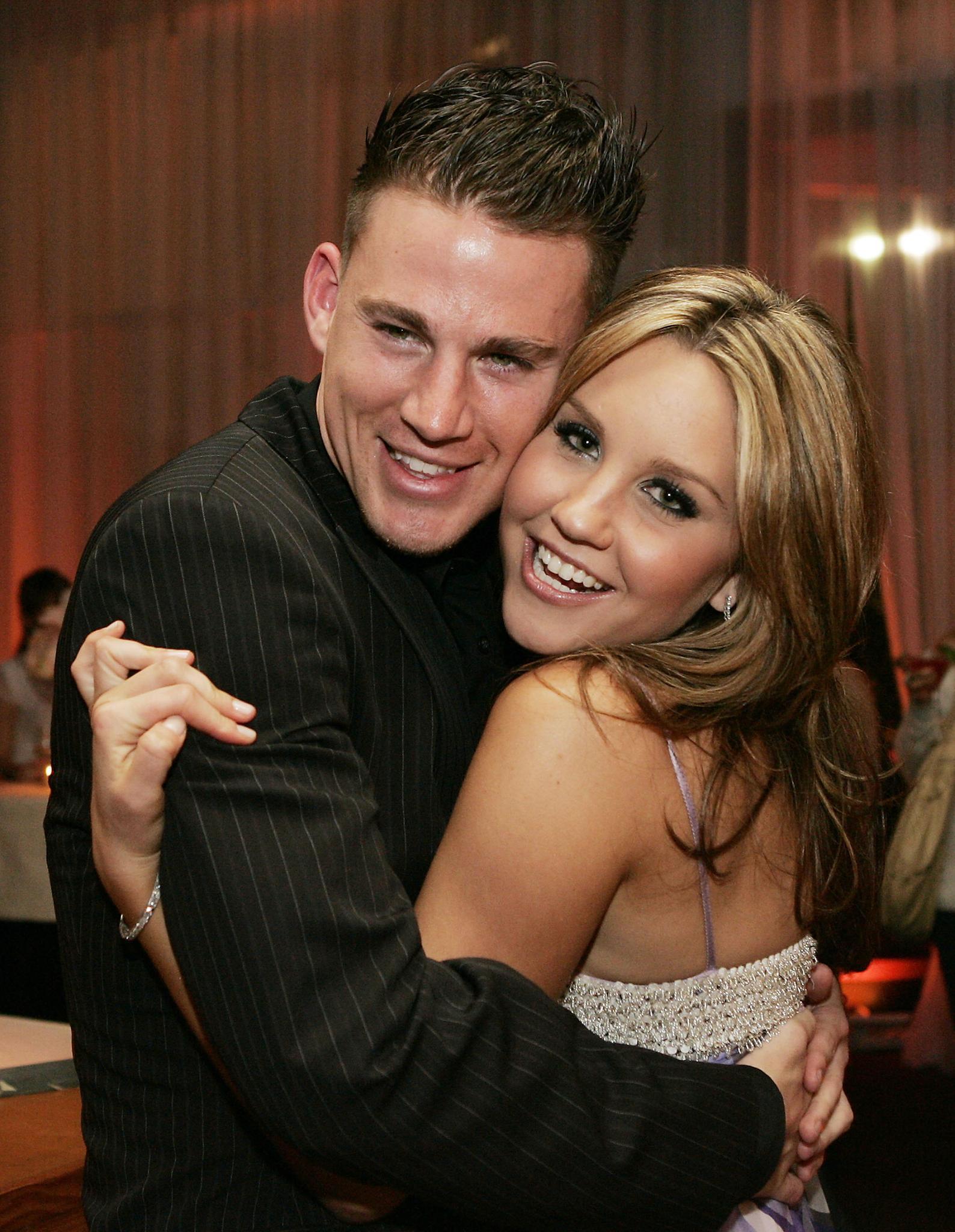 2006 funkte es heftig zwischen Channing Tatum und Amanda Bynes. Dieser Funke erlosch allerdings auch ebenso schnell wieder.