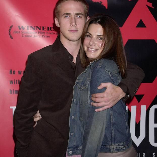 Von 2002 bis 2003 datete Hollywood-Hottie Ryan Gosling seine 16 Jahre ältere Kollegin Sandra Bullock.