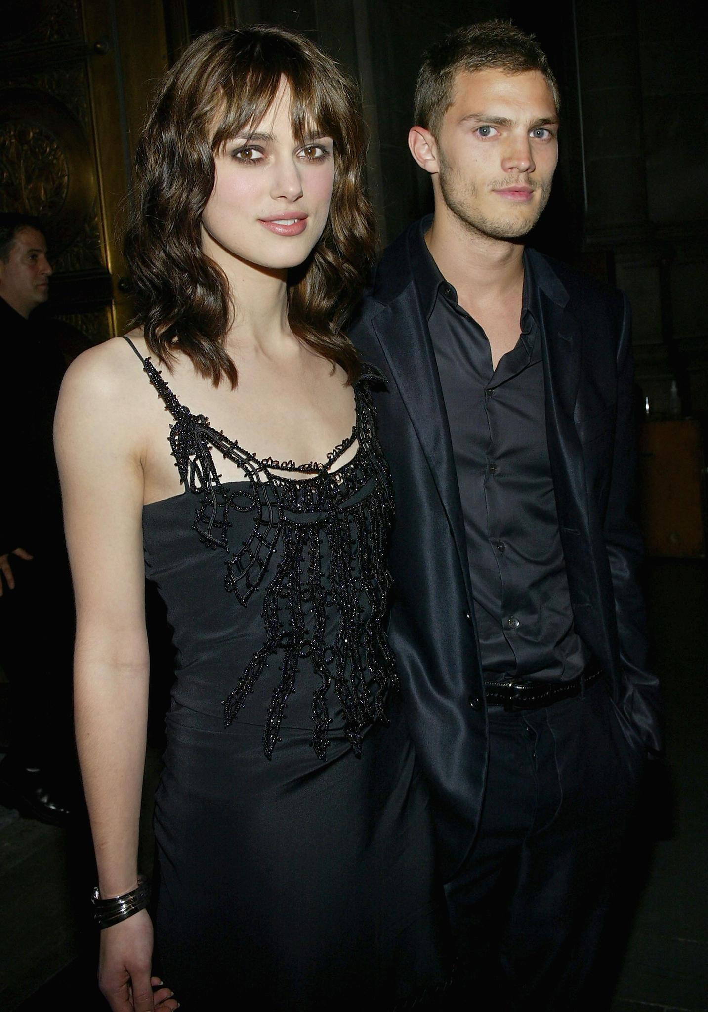 Keira Knightley und Jamie Dornan waren von 2003 bis 2005 in einer Liebes-Beziehung.