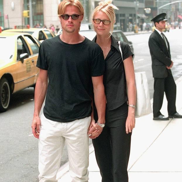 Die Hollywood-Stars Brad Pitt und Gwyneth Paltrow waren von 1995 bis 1997 unzertrennlich und sogar miteinander verlobt.