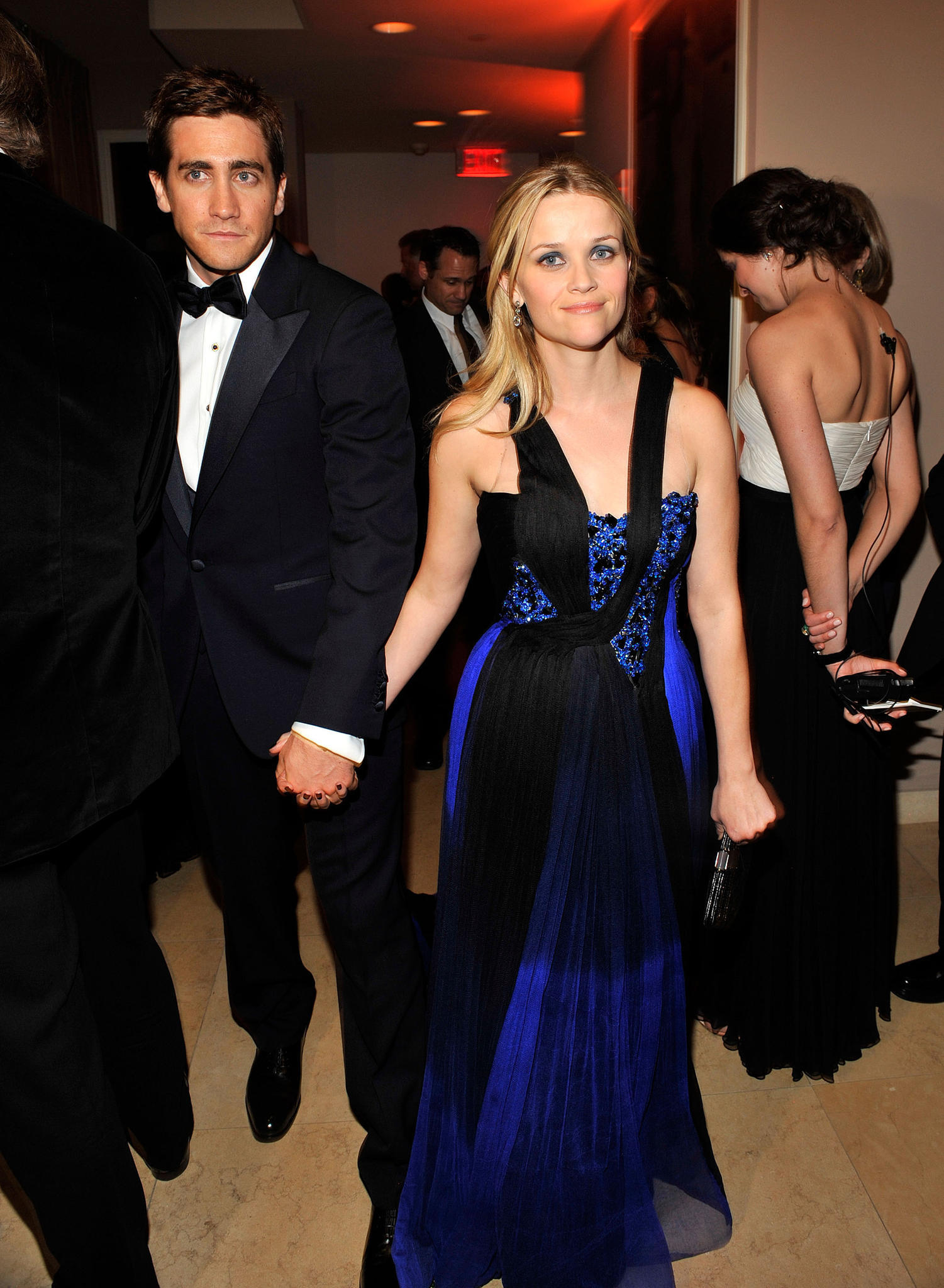 2007 funkte es bei Dreharbeiten, danach waren Jake Gyllenhaal und Reese Witherspoon zwei Jahre lang ein Paar.