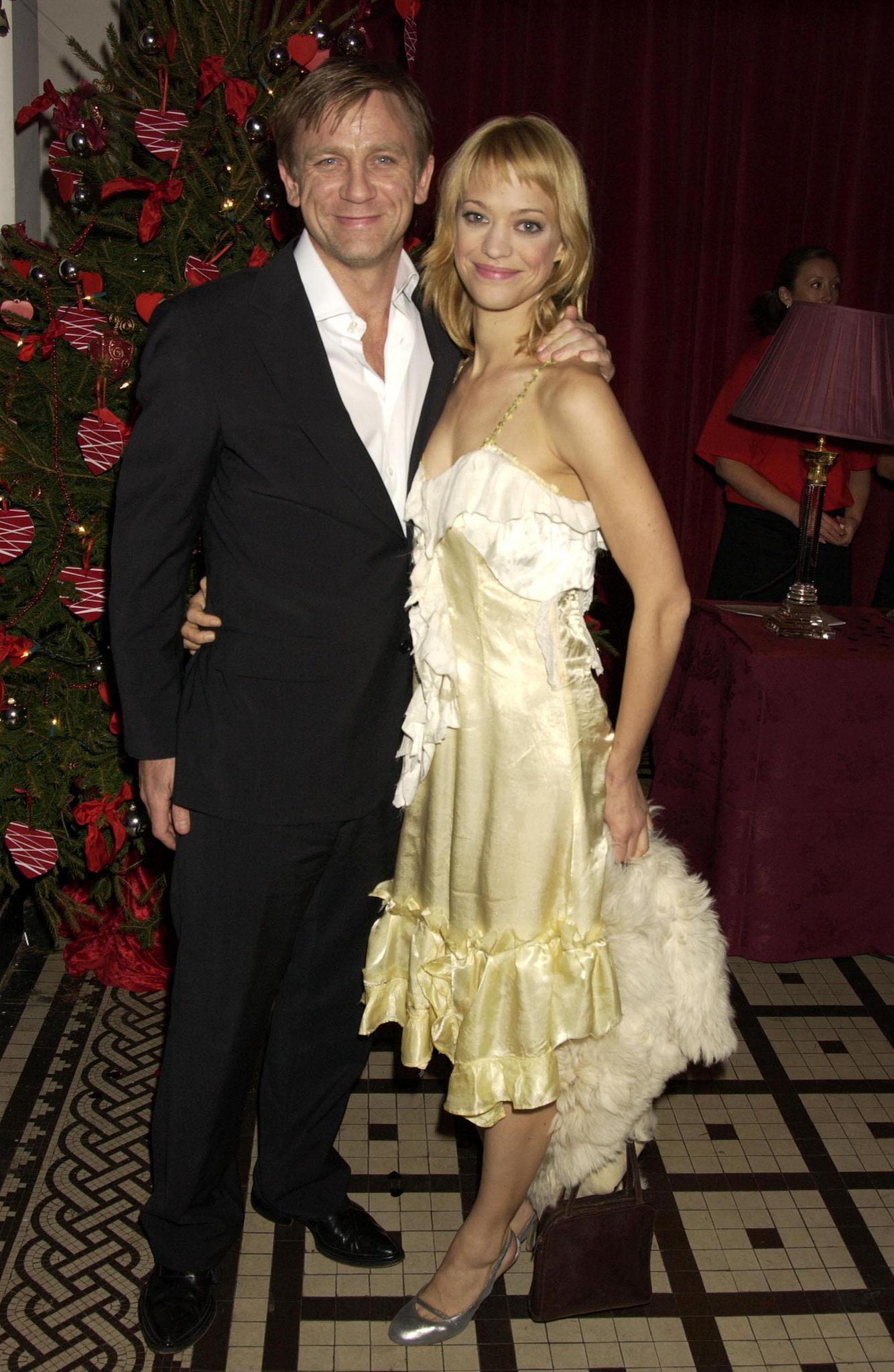 Acht Jahre waren Heike Makatsch und Schauspiel-Kollege Daniel Craig ein Paar. 2004 war dann plötzlich alles aus.