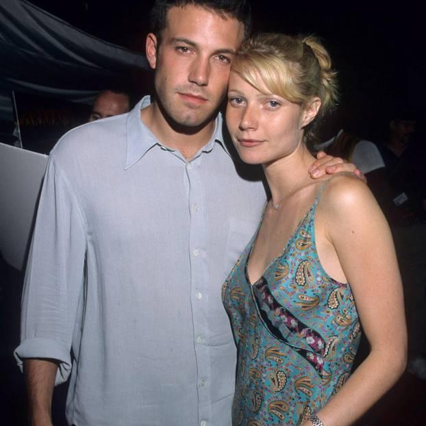 Nach Brad Pitt bandelte Gwyneth Paltrow direkt mit Ben Affleck an. Diese Beziehung hielt von 1998 bis 2000.