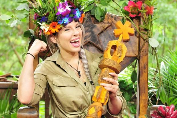 Jenny krallt sich die Dschungelkrone!