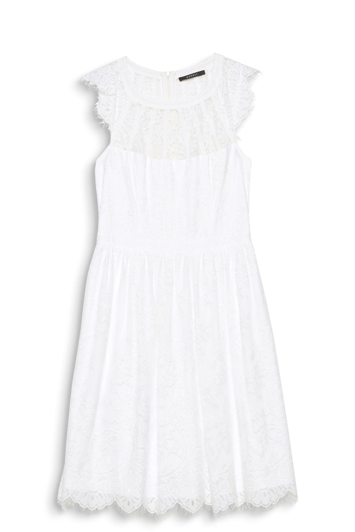 Kurzes Brautkleid von Esprit