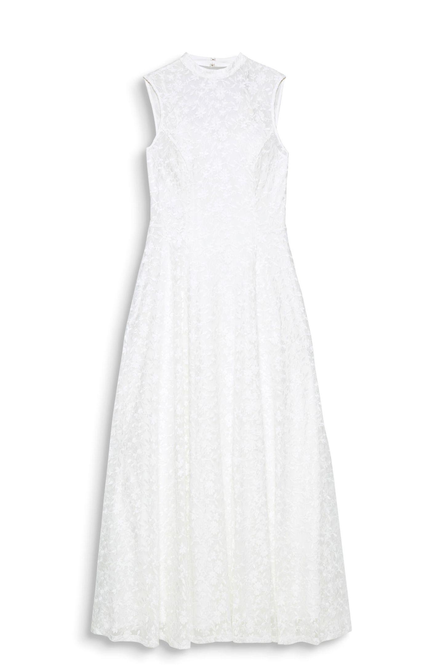 Brautkleid mit Spitze von Esprit