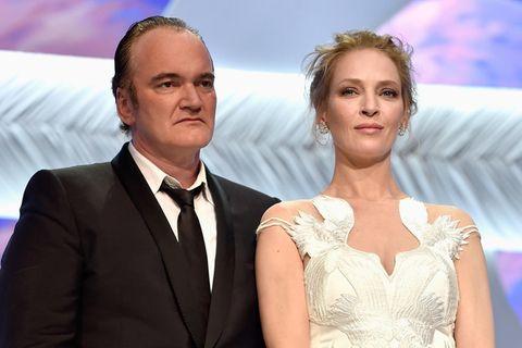 Schwere Vorwürfe: Quentin Tarantino und Uma Thurman