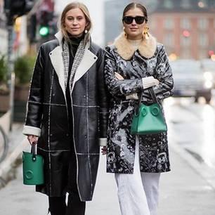 Die stylishsten Streetstyles der Kopenhagener Fahsion Week