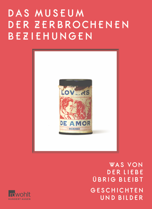 Das Museum der zerbrochenen Beziehungen: Cover