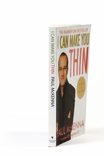 """Buch """"Ich mach dich schlank"""" von Paul McKenna"""