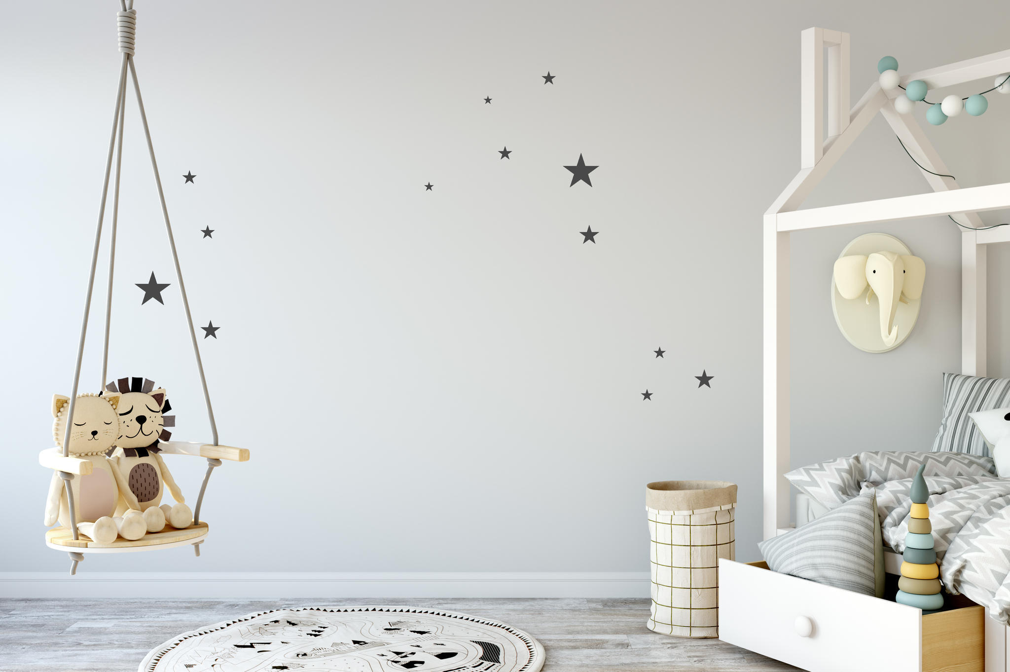 8 Ideen für coole Kinderzimmer | BRIGITTE.de