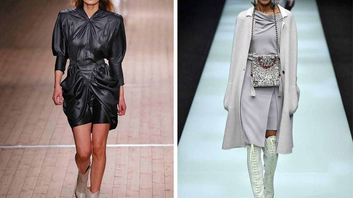 preiswert kaufen Factory Outlets reduzierter Preis Modetrends Herbst/Winter 2018 der Fashion Weeks | BRIGITTE.de