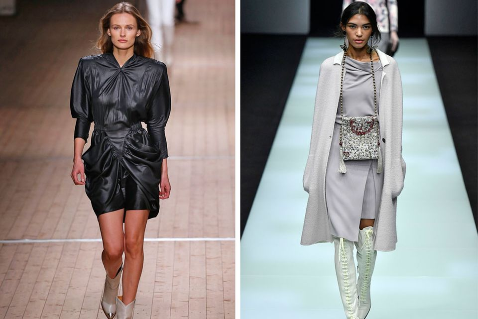 New York Fashion Week: Da sind die Looks