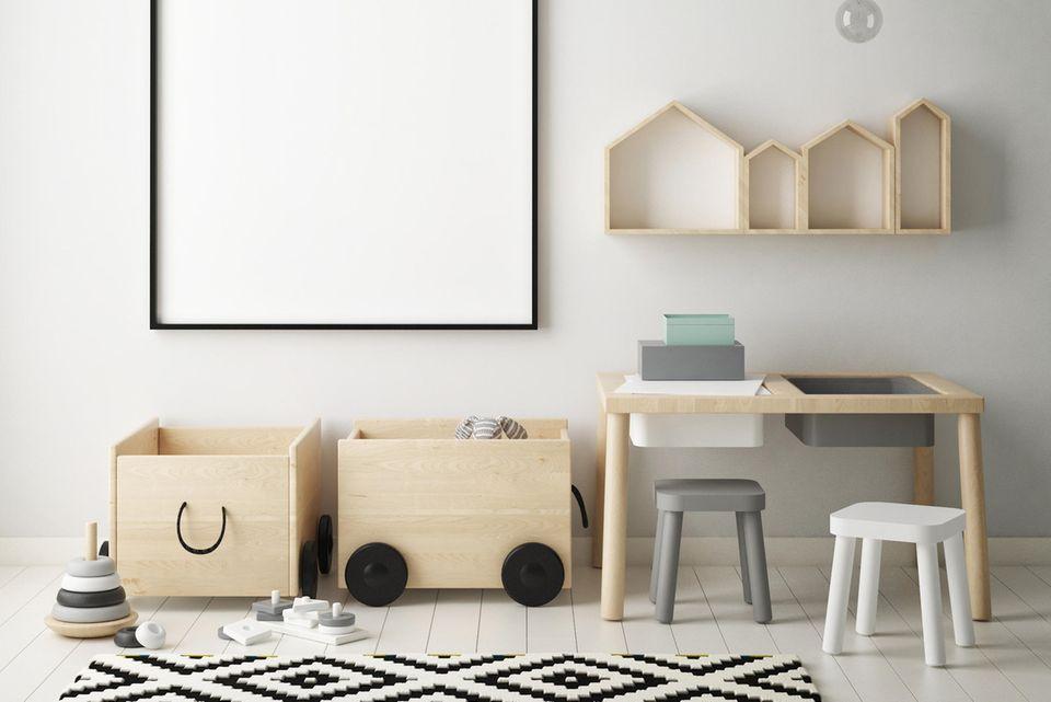8 Ideen für coole Kinderzimmer