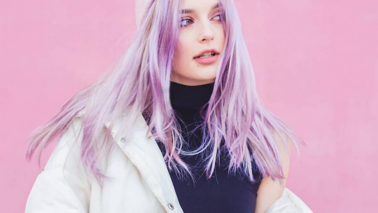 Bunte Haare Diese Farbtone Sind 2018 Trend Brigitte De