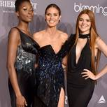 Germany's Next Topmodel  2018: Heidi Klum bei der amfAR-Gala