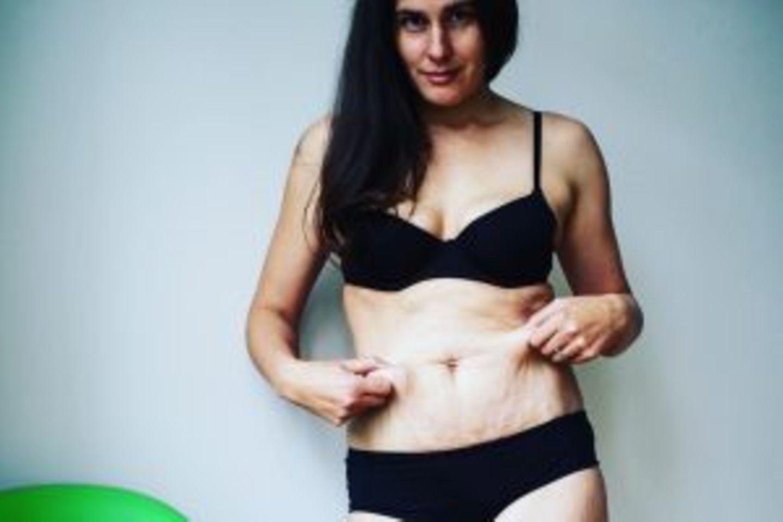 MOM-Body: Dankbar für meinen deutlich gebrauchten Körper