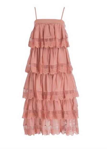 Kleid von Three Floor