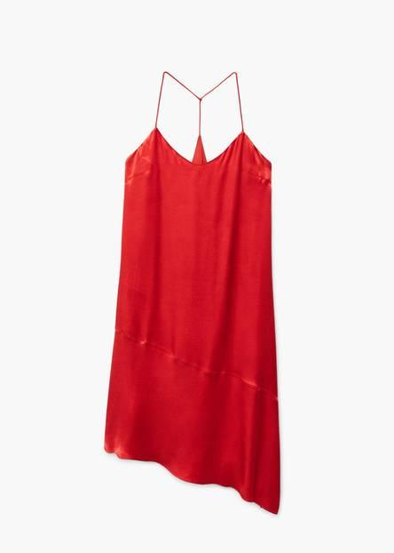 Spaghetti-Kleid von Mango