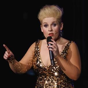 Maite Kelly steht auf der Bühne