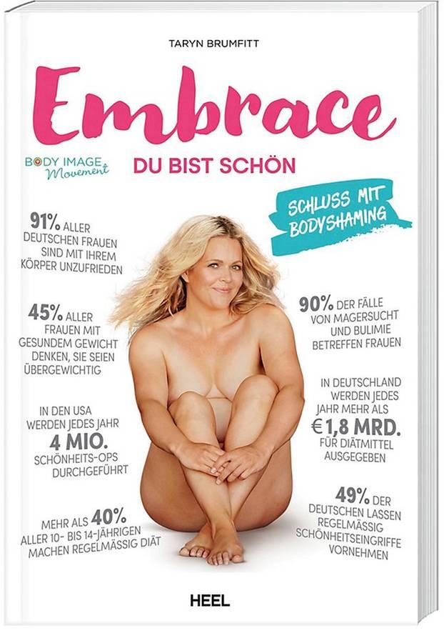 """""""Schmeißt eure Waagen weg!"""" – Jetzt kommt das Buch zum Film """"Embrace"""""""