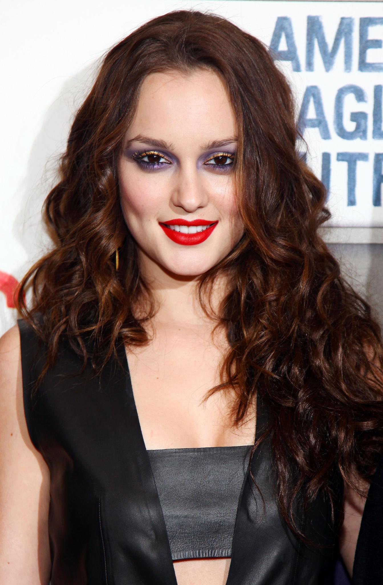 Make up Fails der Stars: Leighton Meester