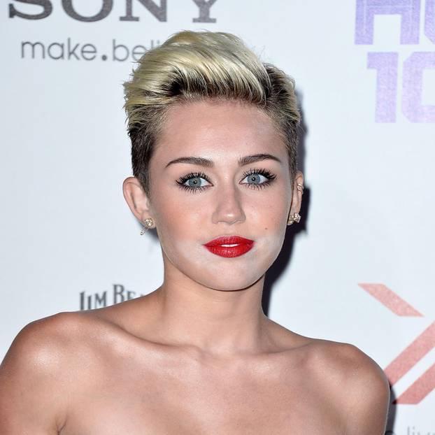Make-up-Fails der Stars: Miley Cyrus
