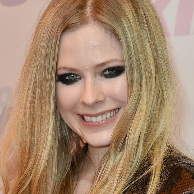 Make-up-Fails der Stars: Avril Lavigne