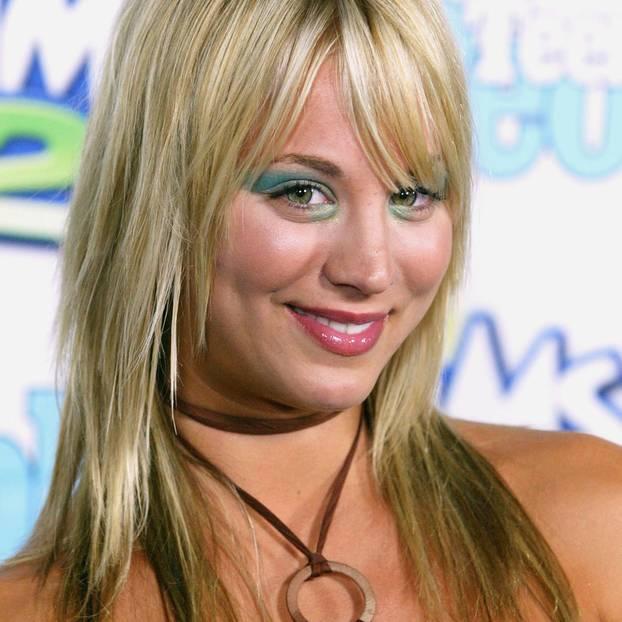 Make-up Fails der Stars: Kaley Cuoco