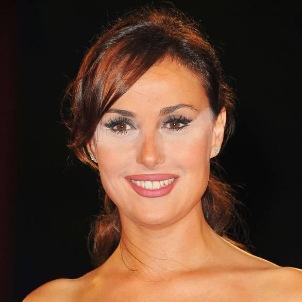 Make-up Fails der Stars: Isabelle Adriani