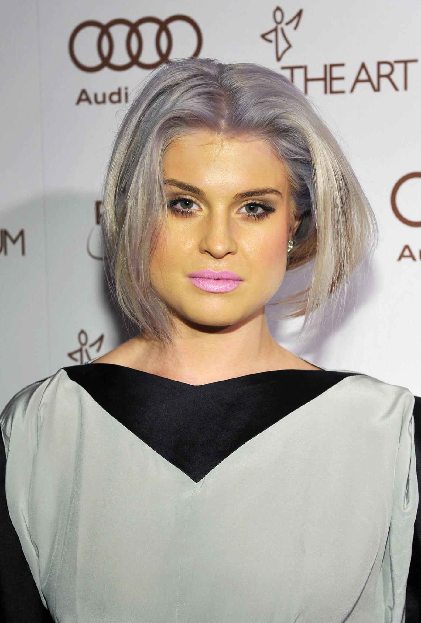 Make-up Fails der Stars: Kelly Osbourne