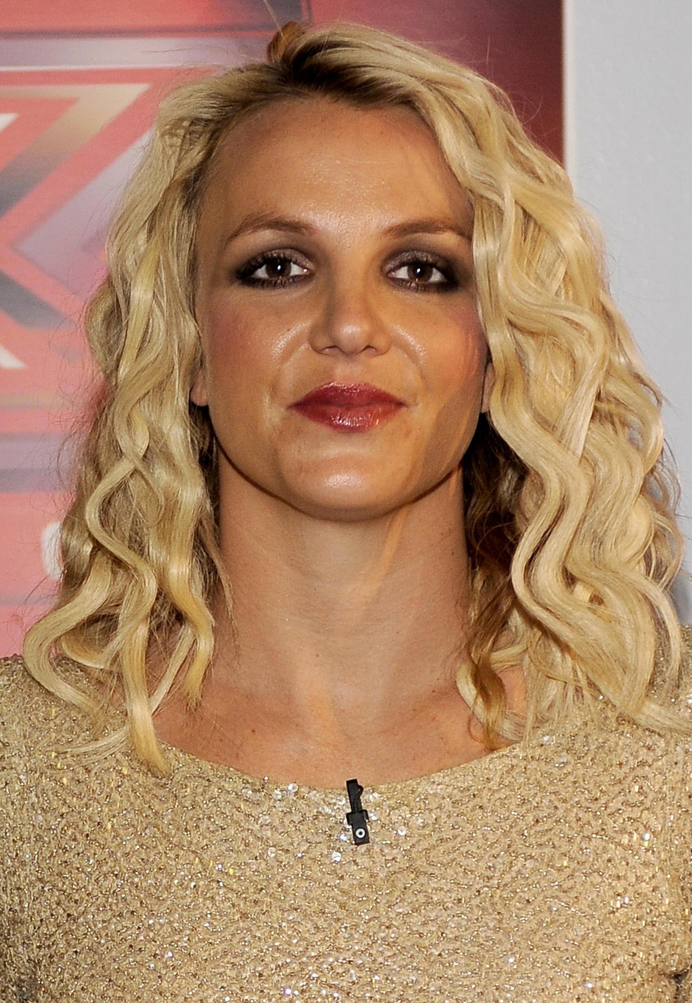 Make-up Fails der Stars: Britney Spears