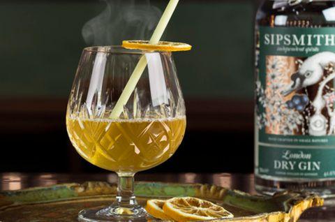Heiß statt Eis: Hot Gin – ein Gintermärchen