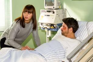 Hilft Michelle (Franziska Benz) ihrem Vater bei der Flucht?