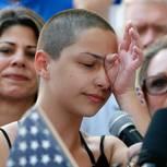 Emma Gonzalez: Amerikas Jugend steht gegen Waffengewalt auf
