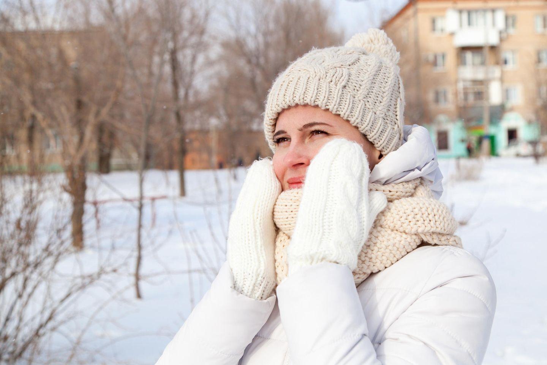 Gefühlte minus 15 Grad: Achtung, es wird bitterkalt!