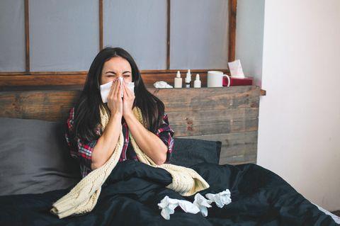 Grippewelle besonders heftig - schon über 100 Tote