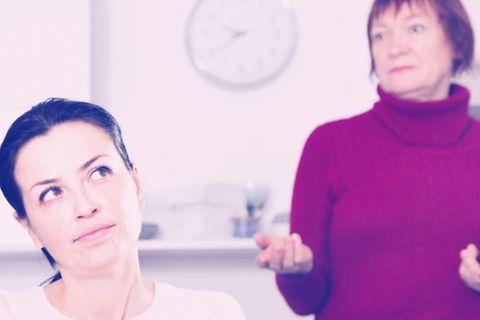 10 Müttersätze, die wir uns als Erwachsene echt immer noch anhören müssen