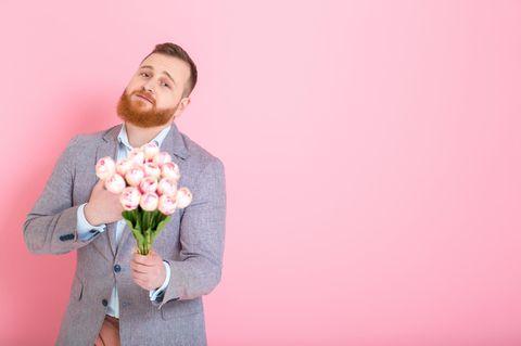 Schatz, schenk mir bloß keine Blumen